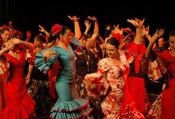 barcellona flamenco