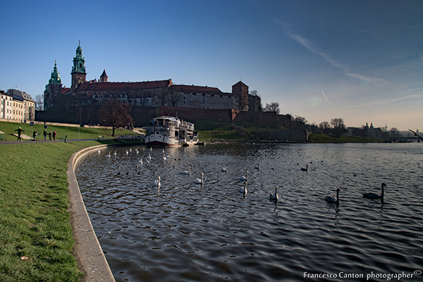 vistola cracovia