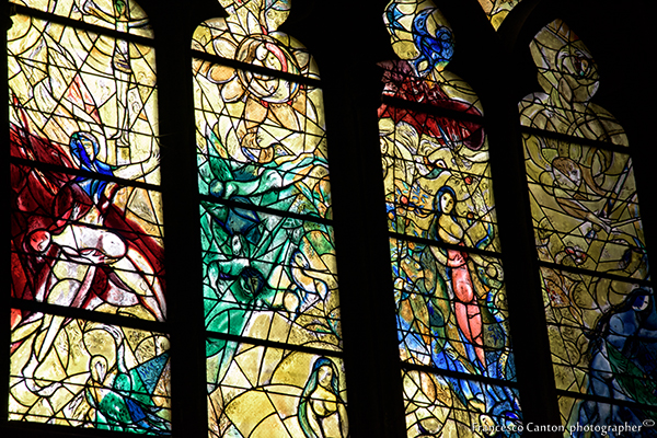 chagall cattedrale metz